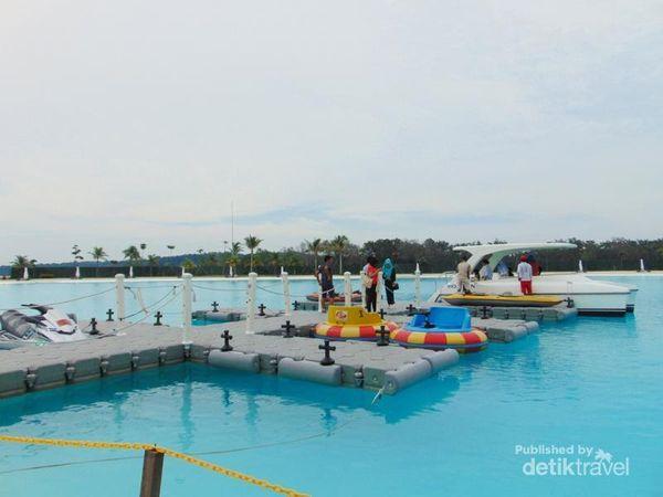 Akhir Pekan Di Bintan, Kunjungi Kolam Terbesar Se-Asia Tenggara