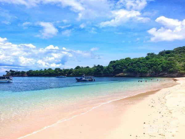 Perjuangan Berlibur Ke Pantai Pink Lombok