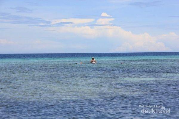 Satu Pulau Tidak Terjamah Di Banyuwangi