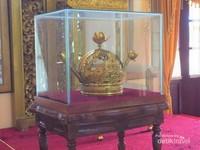Mahkota Emas Berlian Bukan Sekadar Dongeng di Siak