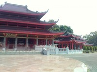 This is Zheng He Temple