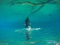 Ingat, tidak cukup sekali mengunjungi Danau Labuan Cermin.