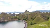 Indahnya Pulau Padar