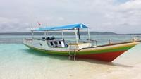 Pulau Liukang, pulau cantik dengan pasir putih nan halus