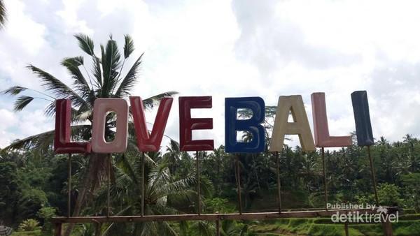 Love Bali, yes!