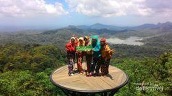 Libur Akhir Pekan di Yogyakarta, ke Kalibiru Saja!