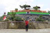 Lokasi wisata Green Village Gedang Sari