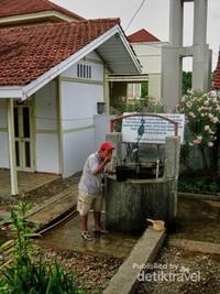 Sumur yang di yakini dapat memberi berkah
