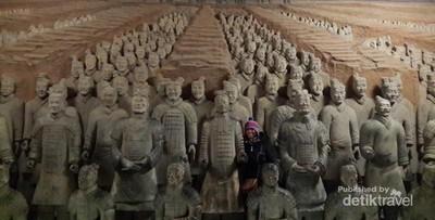 Penemuan Terhebat Abad ke-20: Pasukan Terrakota Xian