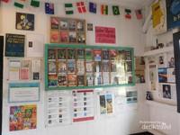 Novel Laskar Pelangi edisi internasional, berbanggalah kita sebagai anak bangsa