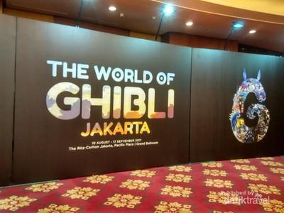 Dunia Ghibli yang Jadi Nyata di Jakarta