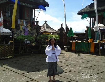 Mengenal Ibu dari Seribu Pura di Bali