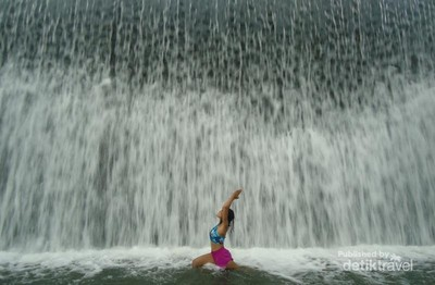 Waduk Cantik Ini Adanya di Bali