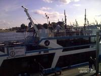 Kapal Concordia berkapasitas 250 orang
