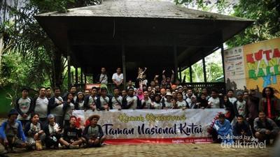 Taman Nasional Kutai, Lokasi Harta Tak Ternilai Kalimantan