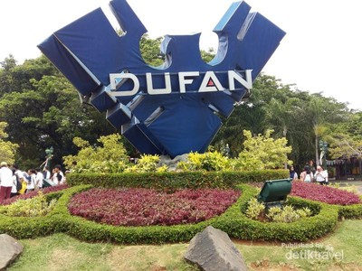 Ini Taman Rekreasi Seru di Jakarta