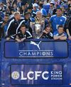 Dongeng Leicester City