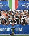 Juventus 'Paripurna' di Italia