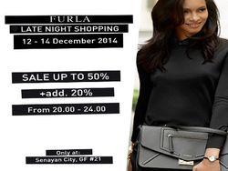 FURLA Midnight Sale