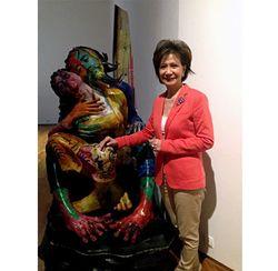 Rina Ciputra Sastrawinata, Wanita di Balik Geliat Ciputra Artpreneur Center