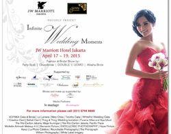 Infinite Wedding Moments JW Marriott