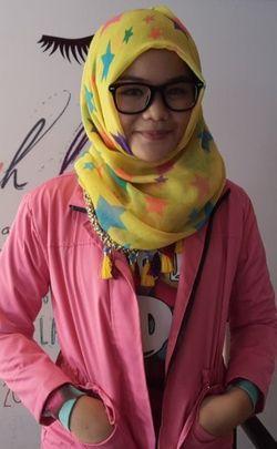 Aisyah Laila, Remaja 13 Tahun yang Kini Jadi Make-up Artist Laris