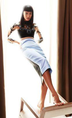 Main Film, Kelly Tandiono Cicipi Peran Tukang Pukul Hingga Wanita Anggun