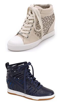 Editors Choice: Tampil Sporty dengan 5 Wedge Sneakers
