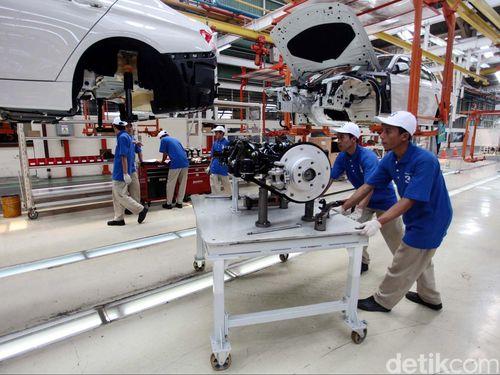 Gaikindo: Mobil Lebih Penting Diproduksi di Indonesia, Bukan Cuma Dijual