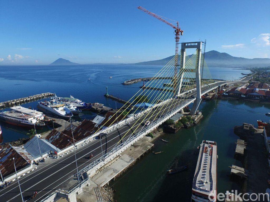Jembatan Indonesia Punya 1.001 Cerita