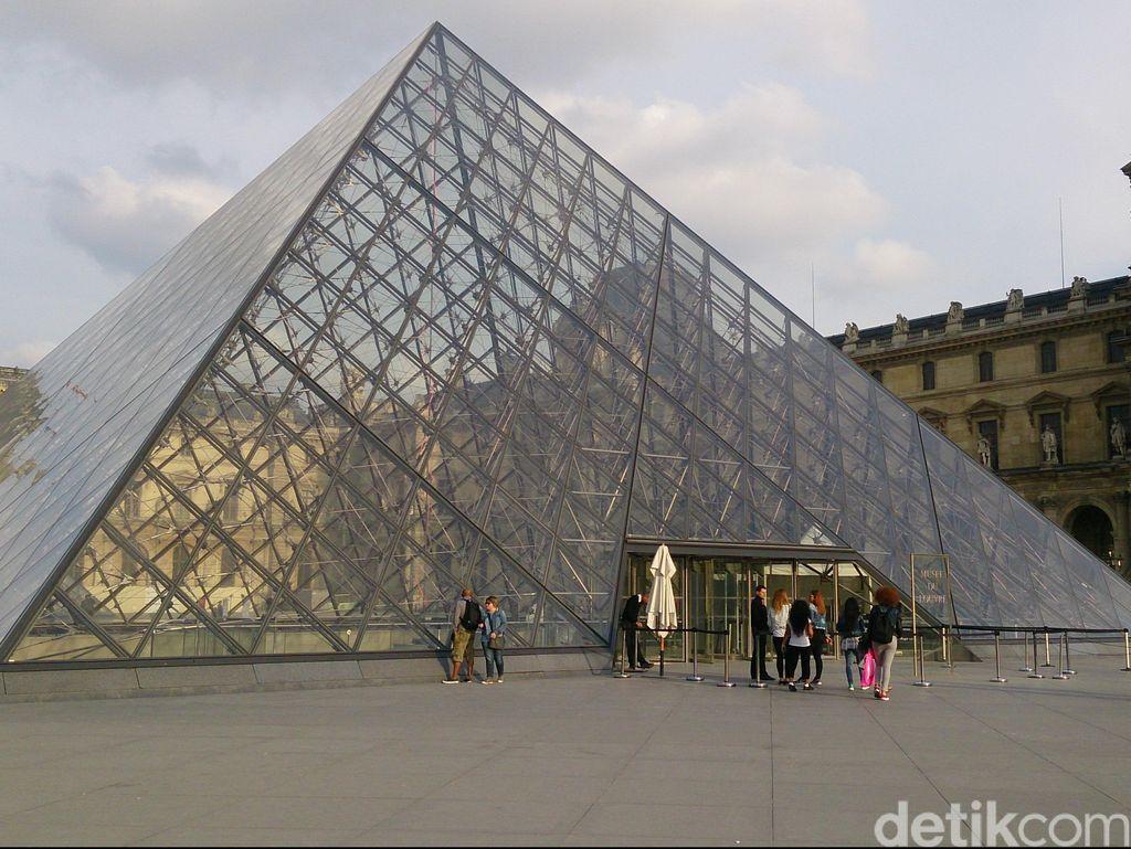 5 Gedung Unik Mirip Piramida di Indonesia dan Dunia