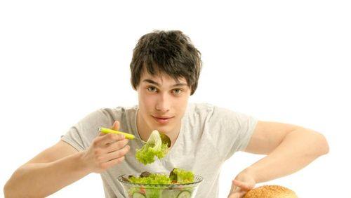 Hobi Makan Sayur, Risiko Stres Bisa Turun Hingga 5 Persen