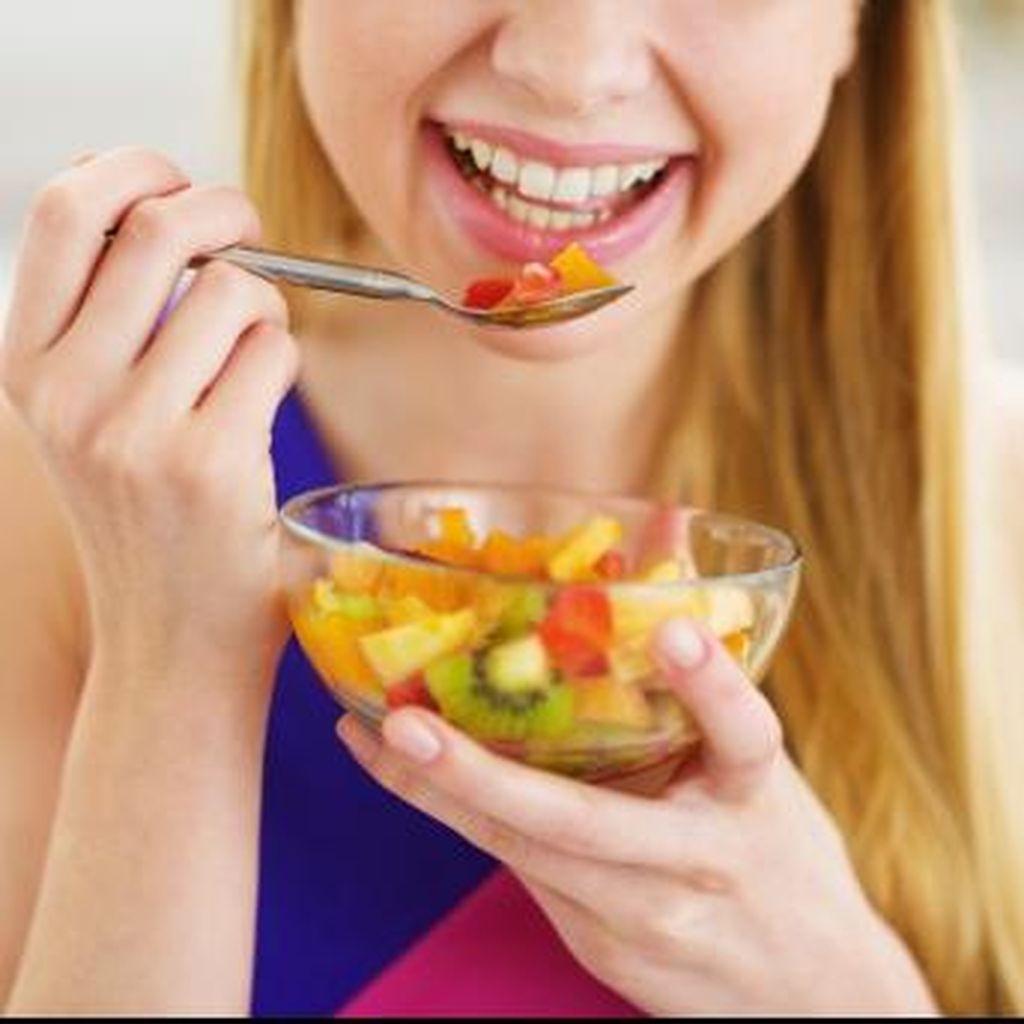 Hindari Kerusakan Pembuluh Darah Kaki dengan Buah dan Sayur
