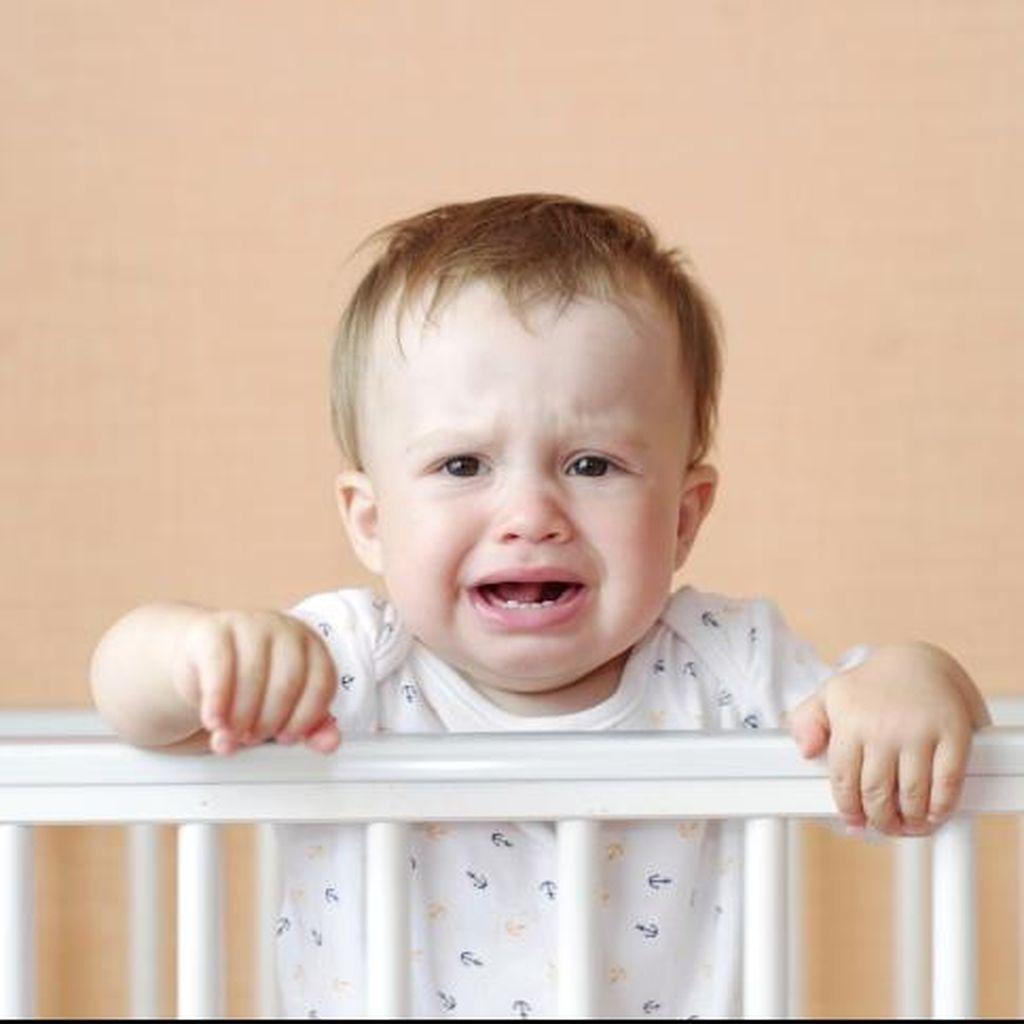 Bayi Susah Tidur, Adakah Hubungannya dengan Pola Makan?