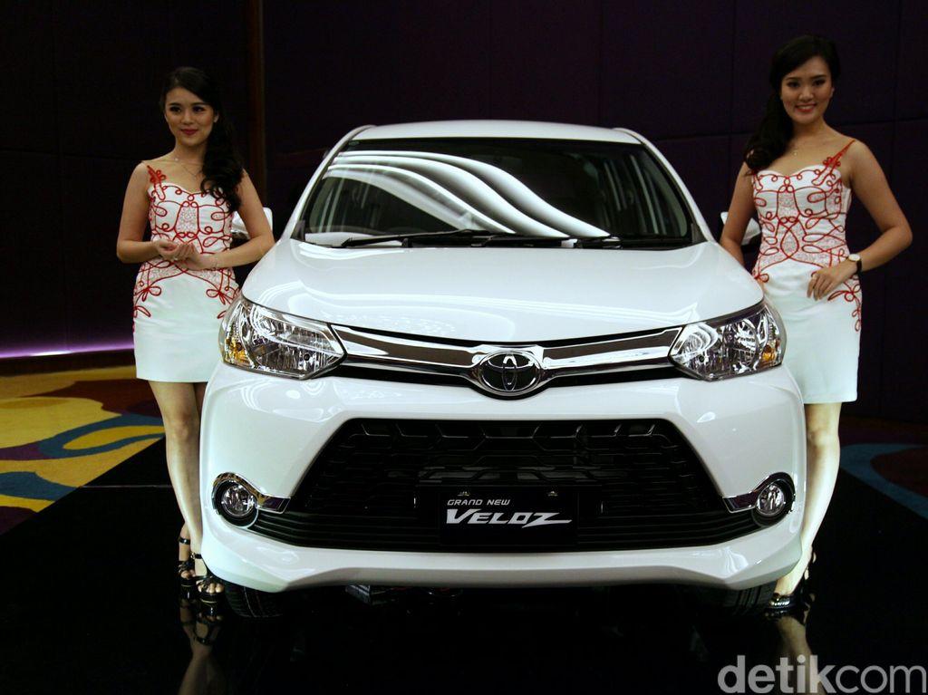 Toyota Avanza Transmover Diproduksi untuk Taksi