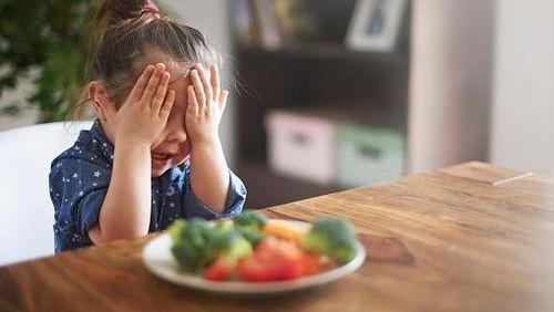 Anak Mudah Rewel? Mungkin Kurang Makan Buah Dan Sayur