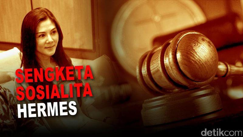 Kasus Sosialita Tas Hermes Rp 950 Juta 129155c14b
