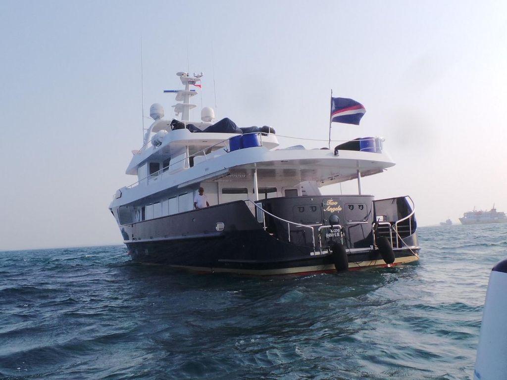 40 Yacht dari Filipina & Cruise Asal Australia Akan Berlayar ke Gorontalo