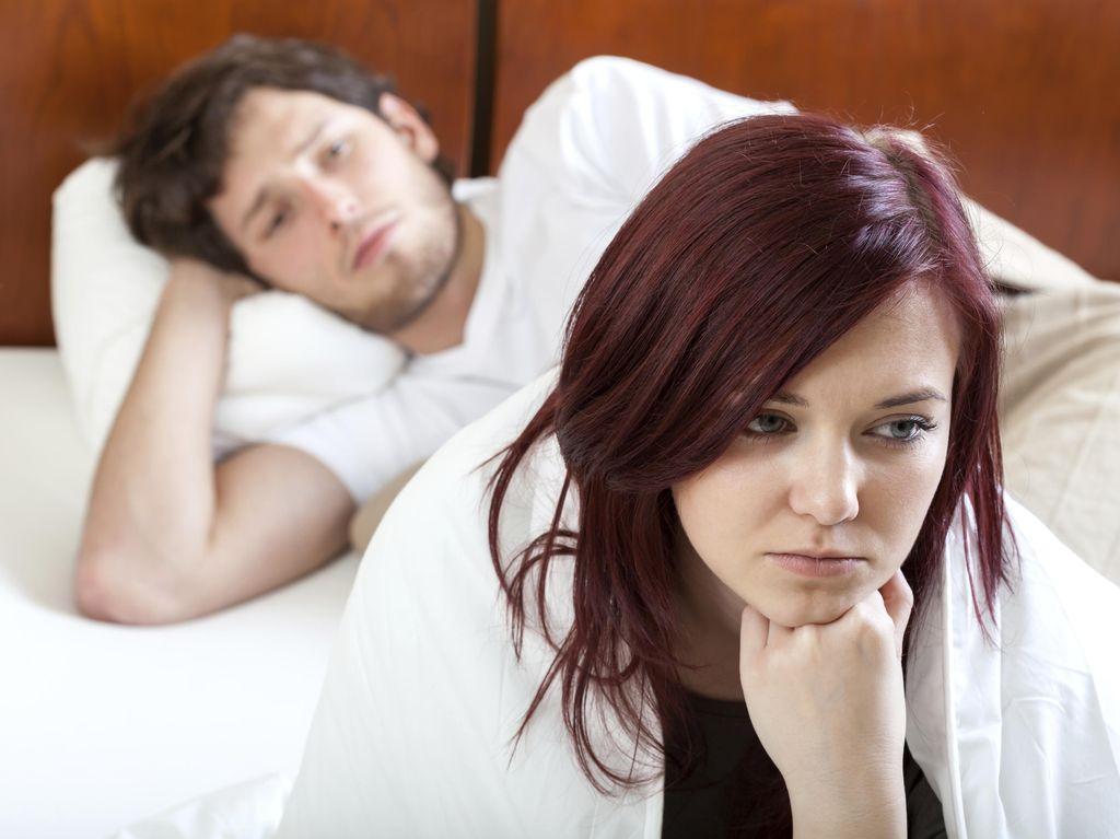Pasutri yang Tidak Pernah Bercinta Sejak Istri Hamil