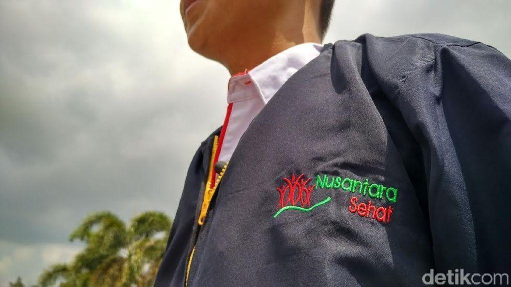 Potret Antusiasme Tim Nusantara Sehat Bertugas di Posyandu Terpencil