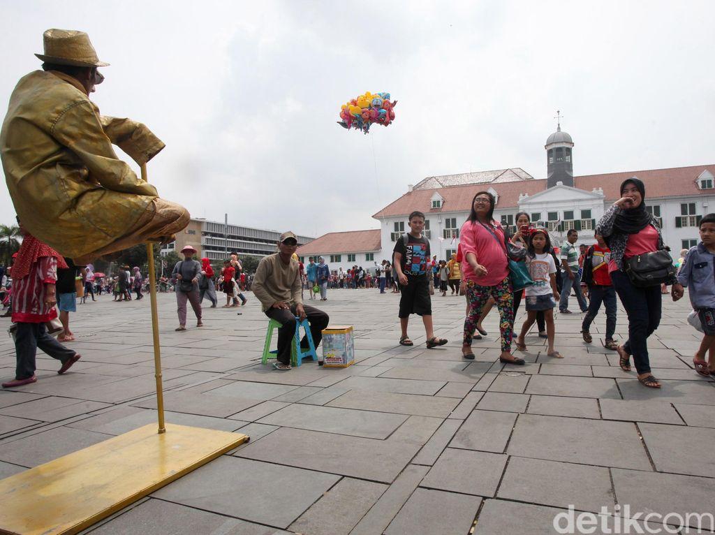 Liburan Jomblo Bahagia di Jakarta, Main ke 5 Destinasi Ini