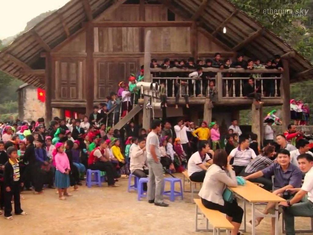 Traveler Jomblo, Vietnam Punya Pasar Jodoh