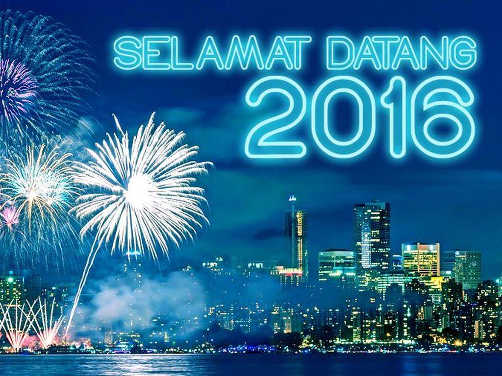 Wisata Tahun Baru