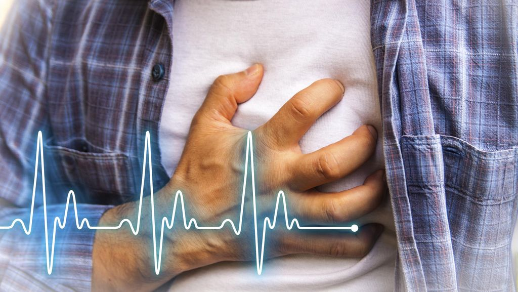 Hati-hati! 5 Tanda Ini Bisa Jadi Gejala Serangan Jantung
