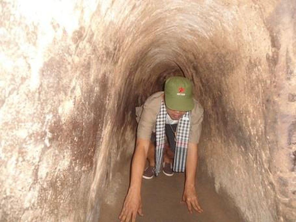 Ini Dia Terowongan Unik Warisan Perang Vietnam