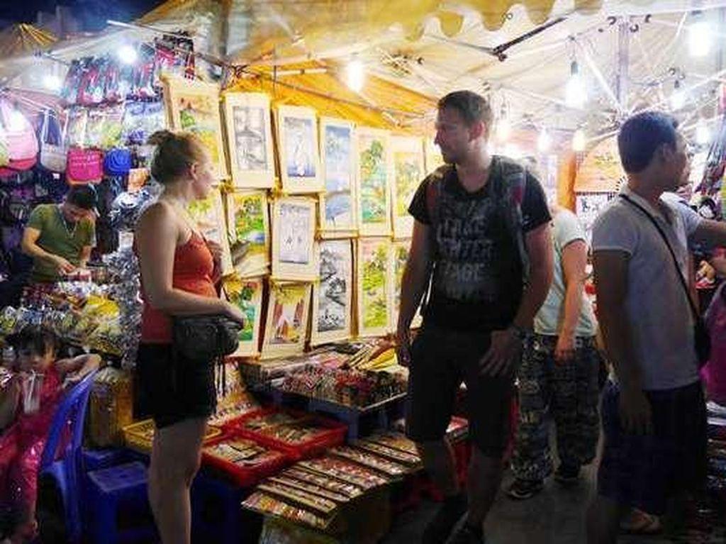 5 Pasar di Vietnam yang Asyik Buat Belanja