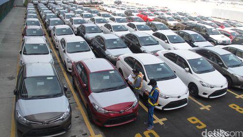 Toyota: Ekspor Mobil Tahun Depan Tak Jauh Beda