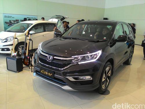 Honda: Kami Nomor 1 di SUV