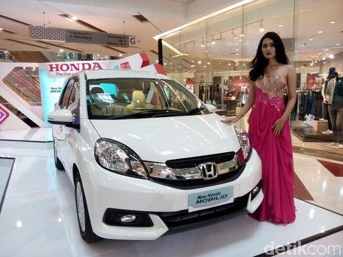 Honda: Tunggu Kejutan Mobilio Nanti