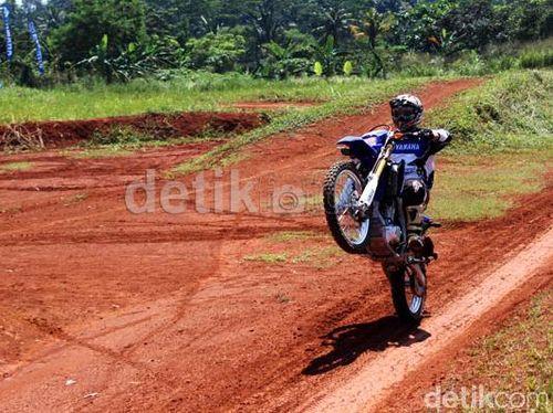 Yamaha Belum Niat Produksi Motor Trail Di Indonesia